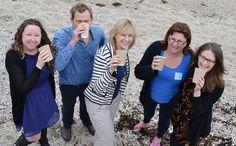 Cornwall's unique take on the 'suspended coffee' idea