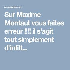 Sur Maxime Montaut vous faites erreur !!!! il s'agit tout simplement d'infilt...