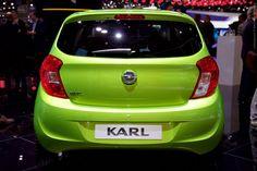2015 Opel Karl (Geneva International Motor Show 2015) #Geneva_2015 #Opel #Opel_Karl