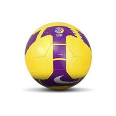 Nike Purple and Yellow Soccer Ball my favorite soccer ball wanted one for years. Hard to find.