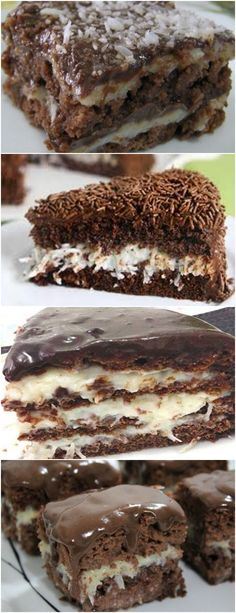ESSA RECEITA DE BOLO PRESTIGIO É FÁCIL E IRÁ DEIXAR TODOS DE ÁGUA NA BOCA!! VEJA AQUI>>>Bata no liquidificador, os ovos, o óleo e o leite por 3 minutos e reserve Em um recipiente, misture o açúcar, o trigo, o fermento, o chocolate e o coco ralado a gosto #receita#bolo#torta#doce#sobremesa#aniversario#pudim#mousse#pave#Cheesecake#chocolate#confeitaria