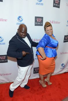 Talented Couple David and Tamela Mann