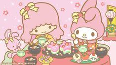 KUROMI Sanrio Mymelody Hard Candy Strawberry Flavor Cute Plastic Jar Japan