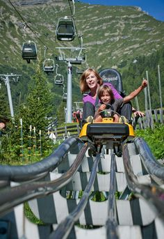 places i want to visit - Travel Bucket List: Alpine Coaster - take a ride down the Alps, so fun! These aren't found only in the Alps - they are sprinkled thoughout the Black Forest as well, and are QUITE fun! Oh The Places You'll Go, Places To Travel, Alpine Coaster, Exploration, I Want To Travel, Adventure Is Out There, Adventure Travel, Survival Guide, Survival Gear