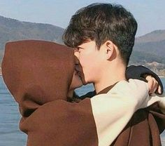 Cute Gay Couples, Cute Couples Goals, Couple Goals, Daddy Aesthetic, Couple Aesthetic, Aesthetic Style, Ulzzang Couple, Ulzzang Boy, Couple Pictures