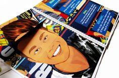 NTHLEE illustrations / NATALIA NAZIMEK #fashion #illustration #digital #art #photoshop #illustrator #portrait #pattern #drawing