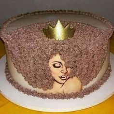 Resultado de imagem para bolo black power
