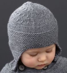 patron tricot bonnet 18 mois