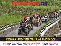 Wisata Lava Tour Merapi dan Merapi Volcano Tour   Paket Lava Tour   Rute Lava Tour Merapi
