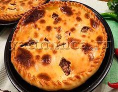 Вкусный осетинский пирог с куриными желудками – пошаговый рецепт с фото