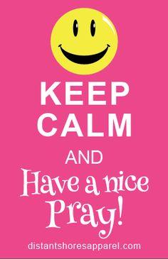 Have a Nice Pray!