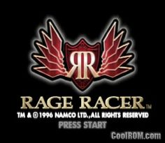 (*** http://BubbleCraze.org - New Android/iPhone game is wickedly addicting! ***)  Rage Racer ROM (ISO) Baixar para Sony Playstation / PSX - CoolROM.com