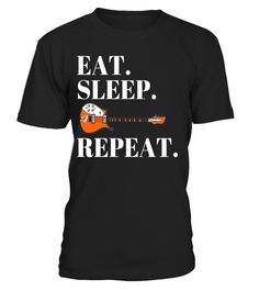 """# Eat Sleep Guitar Repeat Musician's Instrument T-Shirt .  Special Offer, not available in shops      Comes in a variety of styles and colours      Buy yours now before it is too late!      Secured payment via Visa / Mastercard / Amex / PayPal      How to place an order            Choose the model from the drop-down menu      Click on """"Buy it now""""      Choose the size and the quantity      Add your delivery address and bank details      And that's it!      Tags: Guitar, Bass, Electric…"""