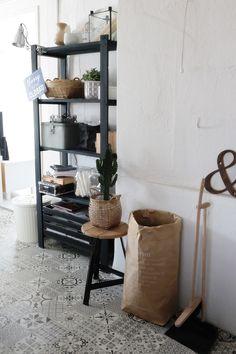 Ladder Decor, Shelves, Home Decor, Shelving, Decoration Home, Room Decor, Shelving Units, Home Interior Design, Planks