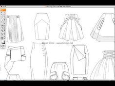 Sleepwear & Intimate Templates http://www.prestigeprodesign.com ...