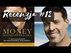 """Wolność finansowa? - """"Money Mistrzowska Gra"""" - Tony Robbins, Książki które warto czytać#12 - YouTube"""