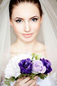 19 Stunning Bridal Makeup Looks That Are Total #WeddingGoals - Cosmopolitan.com
