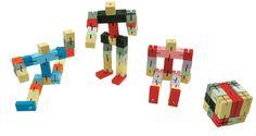 Twist & Lock Robot