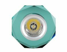 80-90 LM 2700-3500K 1W Warm White Light Octangle Celling Lamp with Green Frame (Green) by QLPD. $38.74. It can be used for illumination and decoration in various places, like homes, hotels, halls, lobbies, corridors, leisure and entertainment places etc.