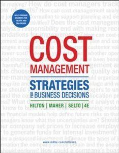 Solution manual download only for managerial accounting an cost managementstrategies for business decisions hilton maher selto 4th edition solutions manual fandeluxe Image collections