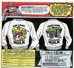Incredible Hulk Sweatshirt