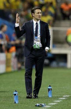 Niko Kovac Entrenador de la selección de Croacia