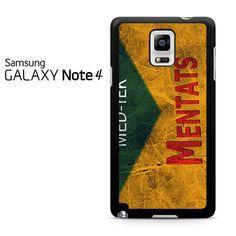 Fallout 4 Mentats Samsung Galaxy Note 4 Case