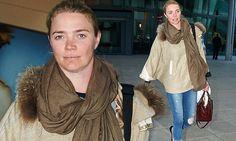 British summer wardrobe! Jodie Kidd in rainy London