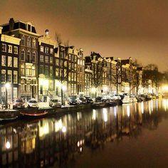 Amsterdam @night