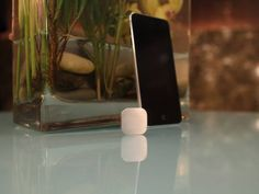 Neutron S for iPhone, iPad, iPod, Android, Windows by Ananda Svarupa Das   Anodized aluminum and magnetically shielded mount/dock for your mobile devices — Kickstarter / Buy it, Borderlinx will ship it to you.  http://www.borderlinx.com/