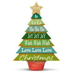 Celebrate Christmas Inspirational Tree Ornament