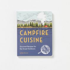 Campfire Cooking - such a cute cover!