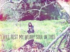 rest my soul