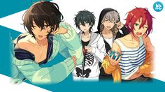 These characters r so damn hot