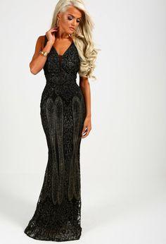 Felicia maxi dress