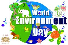 """""""Happy World's Environment Day"""" Let's make a promise today that we would plant more trees and conserve energy to help Mother Nature take care of her other children equally. """"Greener the planet, better the place !""""  #Environment #Nature #Trees #Energy"""