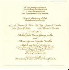 A Guide to Wedding Invitation Wording Etiquette Pinterest
