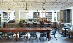 Soho House, Toronto | Pantry