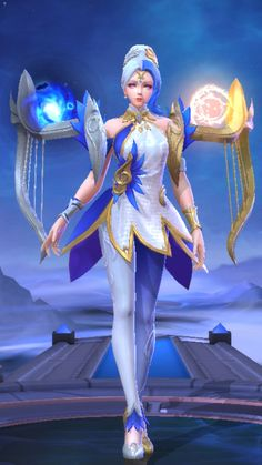 League Of Legends Characters, Female Characters, Miya Mobile Legends, Legend Games, Mobile Legend Wallpaper, The Legend Of Heroes, Games Images, Aesthetic People, 3d Girl