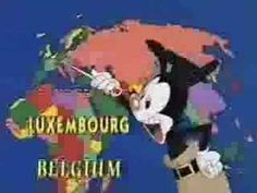 Animaniacs give a cool geography lesson. There are so many comments saying that some of the countries are wrong. well this is an old animation. World Geography Lessons, Ap Human Geography, Geography Activities, Teaching Geography, Teaching History, The World Song, Social Studies Classroom, Educational Videos, Kids Songs