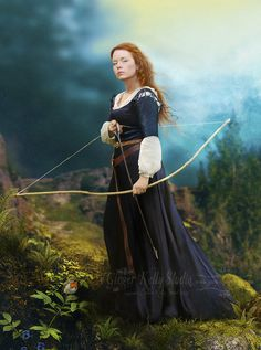 Diana the Huntress :) Fairy Tale Projects, Celtic Clothing, Warrior Girl, Warrior Women, Wolf, Character Portraits, Fantasy Characters, Beautiful Images, Fantasy Art