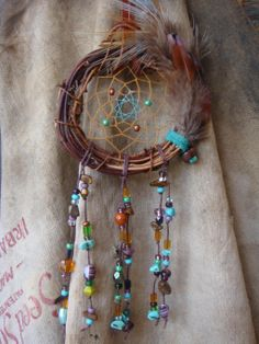 Multicolore Dream Catcher
