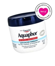 Best Eczema Treatment No. 4: Eucerin Aquaphor Healing Ointment, $13.99