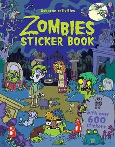 Discover what happens when Z-day dawns in Cozyville and the vibrant town becomes a zombie zone. There are over 450 stickers you can use to bring the zany scenes to life… if you really think that's a good idea!