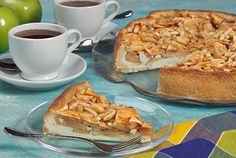 This recipe for Bavarian Apple Tart is a kidney-friendly and diabetes-friendly sweet treat.