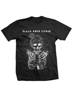 """Men's """"Dead By Dawn"""" Tee by Dan Henk for Black Hope Curse (Black) #inkedshop #graphictee #fashion #top #art"""