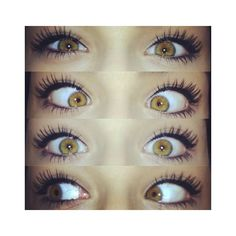 ANDREA RUSSETT'S EYES ❤ liked on Polyvore featuring beauty products, skincare and eye care