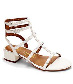 Arturo Chiang Jain Studded Sandals
