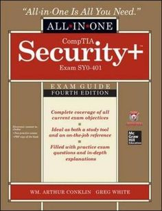 CompTIA Security+ All-in-One Exam Guide,- 71841245 - http://lowpricebooks.co/2016/03/comptia-security-all-in-one-exam-guide-71841245/