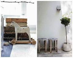 WABI SABI Scandinavia - Design, Art and DIY.: I'm Dreaming of a White Christmas